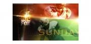 FOX NFL Sunday Style Frame