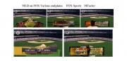 MLB On FOX Lower Third Endplates