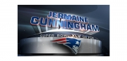 Super Bowl 45 Player Name Interstitial Style Frame