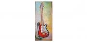Guitar Pastel