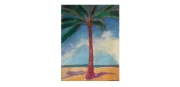 Palm Tree Pastel